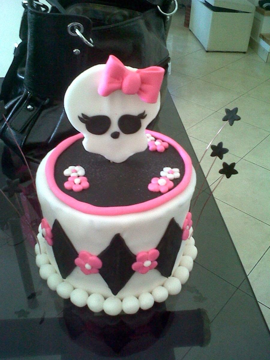 Tortas de Monster High, parte 2