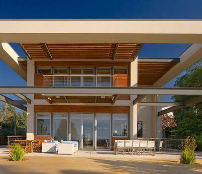Fotos de terrazas terrazas y jardines arquitectura terrazas casas modernas - Terrazas de casas modernas ...