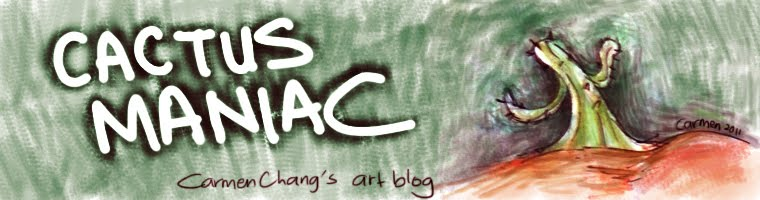 Carmen Chang's artblog