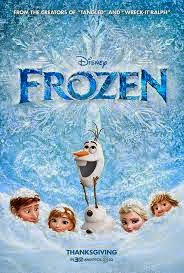 Frozen Animation Movie Review