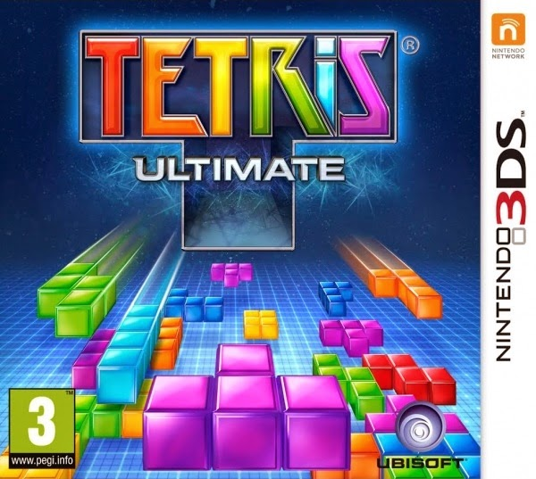 3DS Tetris Ultimate Cover
