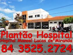 Plantão Hospital Guamaré