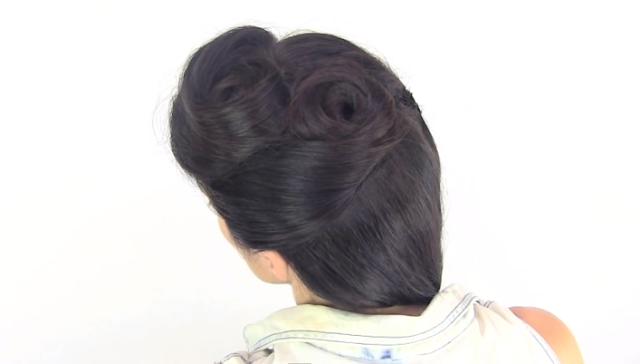 Fotos De Peinados Con El Cabello Recogido - Imagenes De Peinados Recogidos Para Fiestas Imagenes