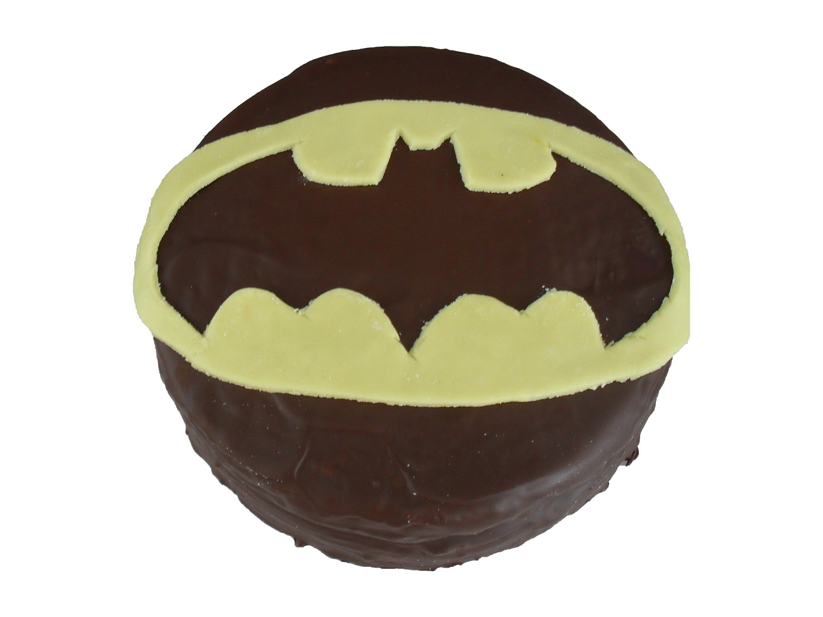 Wundertorten: Batman-Kuchen / Batman-Cake