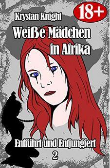 Weiße Mädchen in Afrika 2