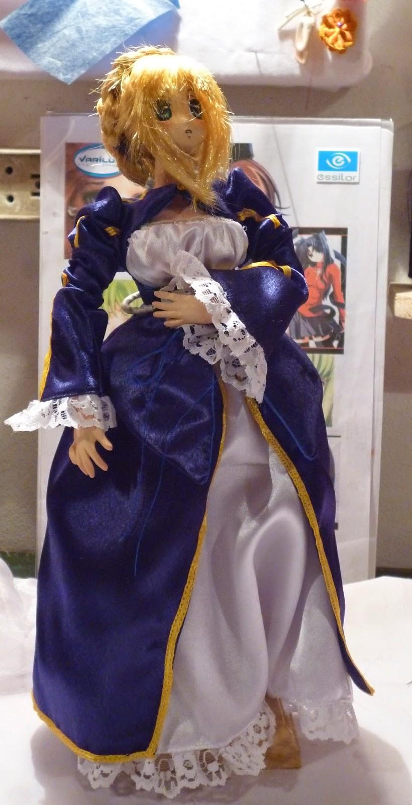 muñecas articuladas artesanales de porcelana personalizadas bjd argentina