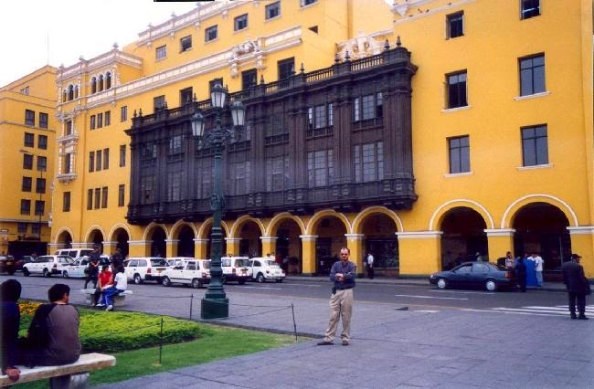 Lima colonial, Perú