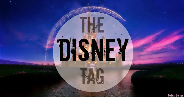 The Disney Tag - Mellies Corner