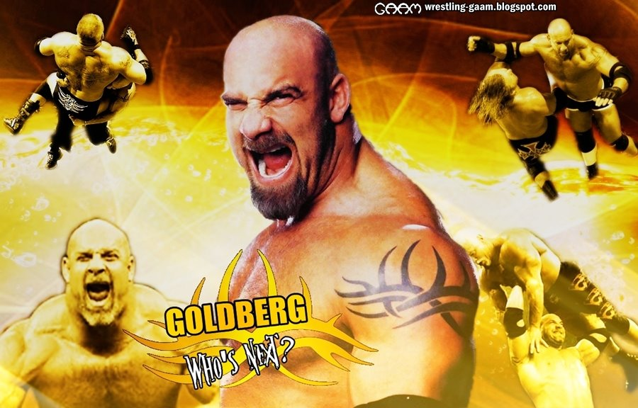 Goldberg wallpaper
