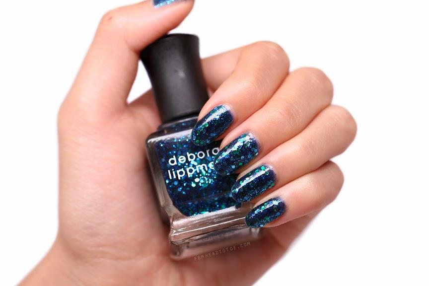 Manicure Monday: Deborah Lippmann Across The Universe - From Head To Toe