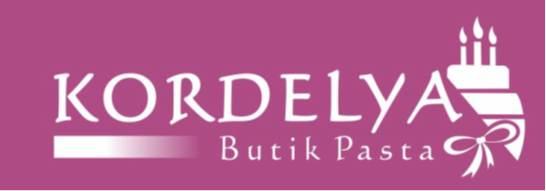 Kordelya Butik Pasta Beşiktaş