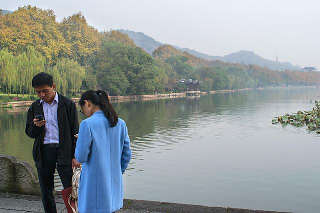Lac de l'Ouest, Hangzhou