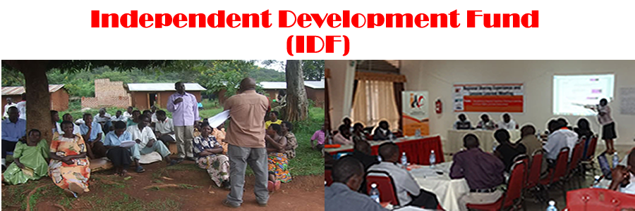 Independent Development Fund-Supporting Civil Societies in Uganda