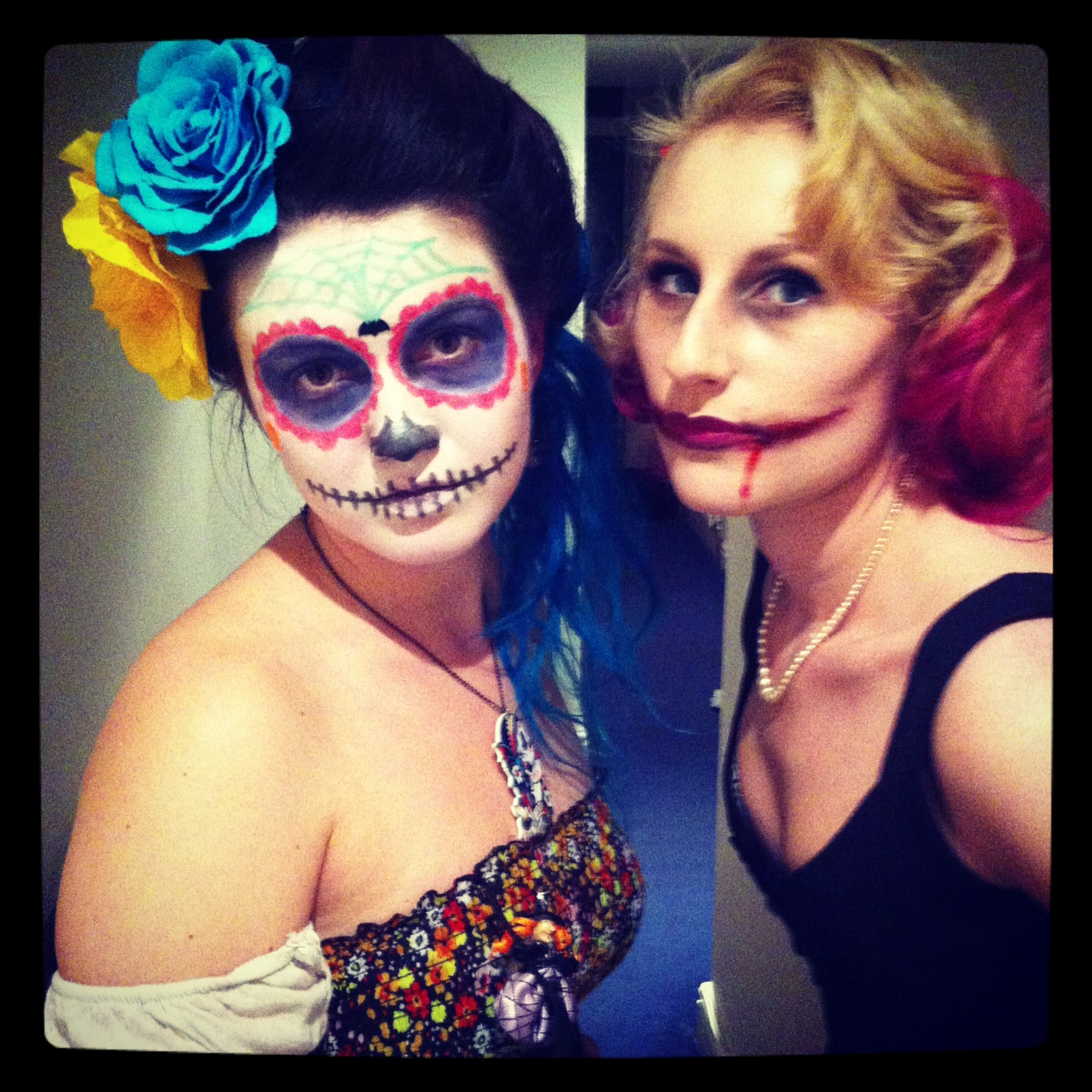 HERE WE GO LOUBY LOU...: Creepy Costumes and Crazy Pumpkins ...