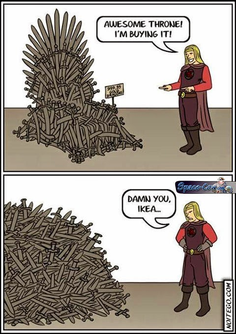 funny Game of Thrones comics