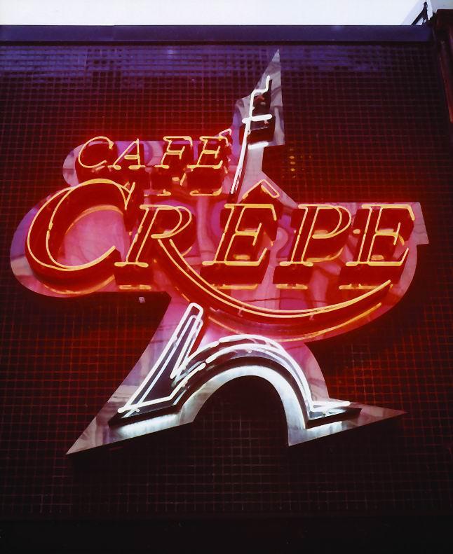 Café Crepe - Santa Monica
