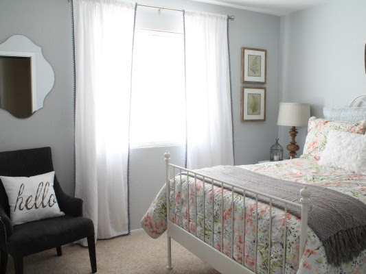 Guest Bedroom Updates, Source List + Budget