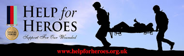 Willits HELP FOR HEROES Donation Link