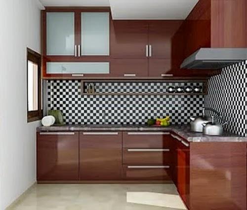 Jasa Kitchen Set : Kitchen Set Murah Minimalis