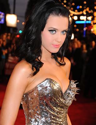 Katy Perry Glamorous Singer