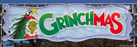 Grinchmas Sign