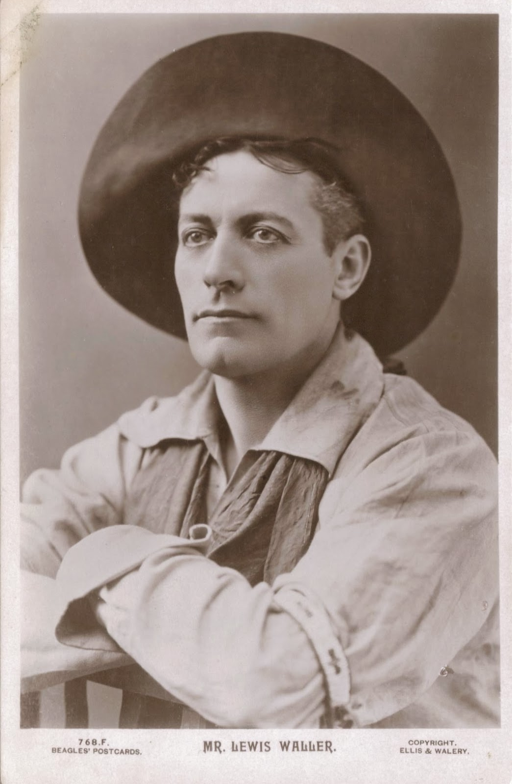 Lewis Waller, actor