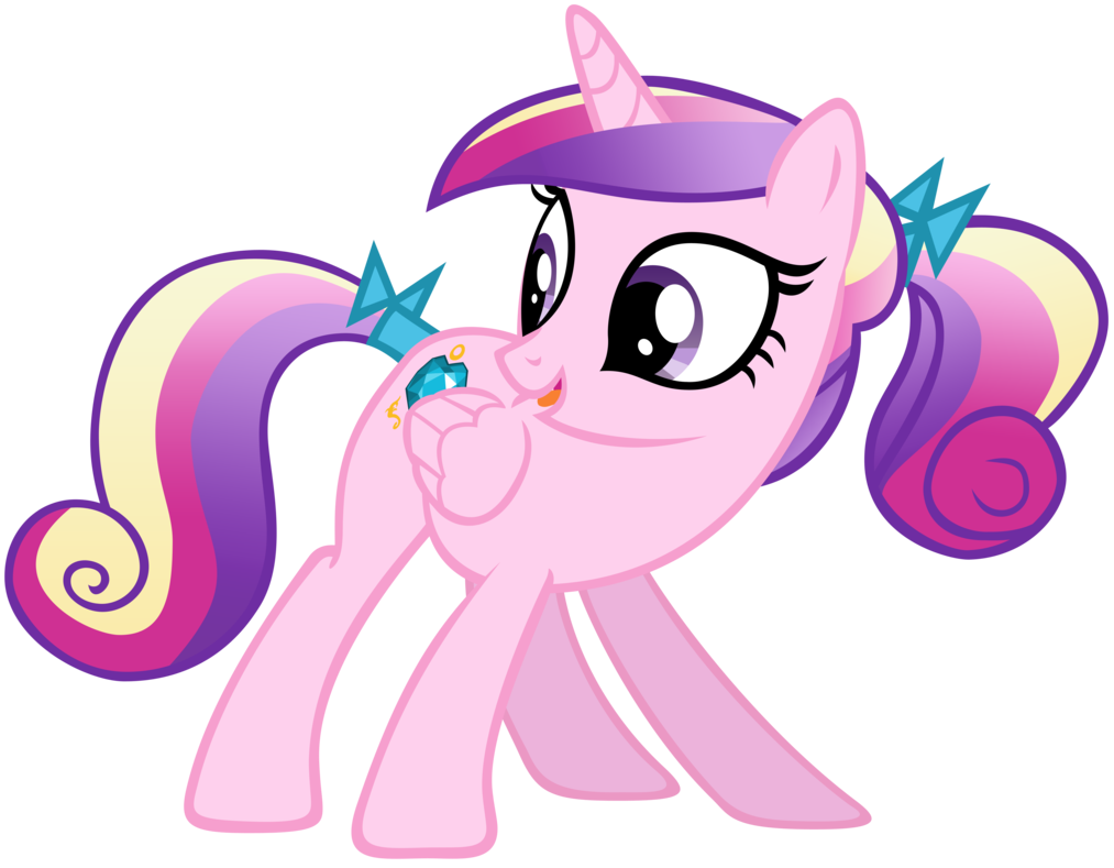 My little brony headcanons are magic - My little pony cadence ...