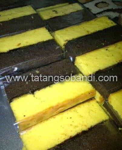 Kue Basah Alam Jaya memang enak!