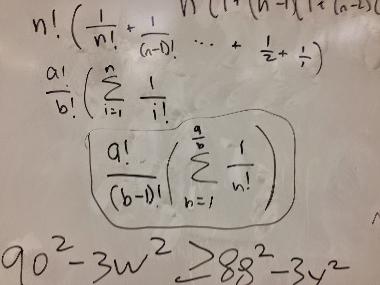 tough math problems Solving algebra equations with variables on both sides is really tough but, you will have no problems solving these equations after you follow the step-by-step instructions in these three examples.