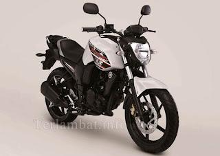 Yamaha Byson White Metallic 6 (Putih)
