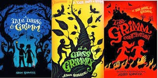 Children's Book Review: The Grimm Conclusion by Adam ...