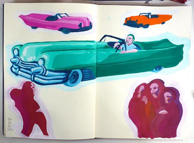 Ilustración de Iván Solbes