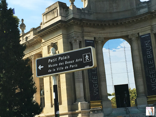 Petit Palais, Parisian Adventures in October