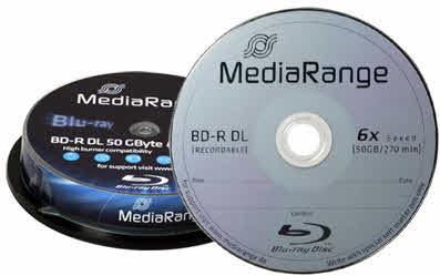 Blu-ray MediaRange