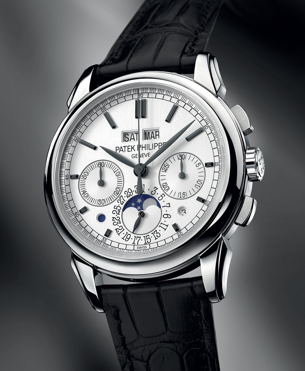 Watches by sjx introducing the new patek philippe ref 5270 perpetual calendar chronograph for Patek watches