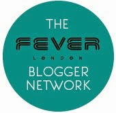 I am part of The Fever London Blogger Network