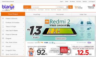 Jual Beli Online Aman & Menguntungkan Blanja.com