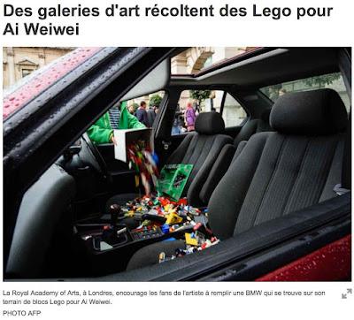 http://www.lapresse.ca/arts/arts-visuels/201510/30/01-4915636-des-galeries-dart-recoltent-des-lego-pour-ai-weiwei.php
