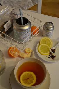 ... lub herbatę....