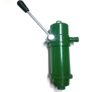 Casa dell 39 idraulica fermo pompe manuali a stantuffo for Pompe laghetti prezzi