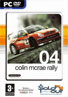 Brand New PC Video Racing Game: COLIN MCRAE RALLY 4.