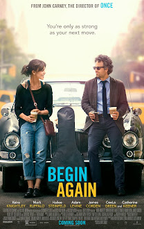 DVDs in my collection: Begin Again