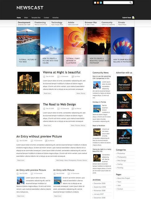 Templatesbest for Blogspot wordpress