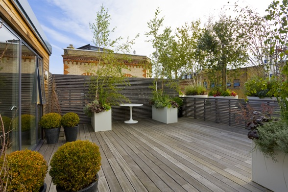Estilo rustico terrazas rusticas for Terrazas modernas fotos