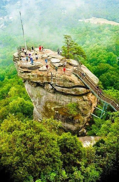 Chimney Rock - North Carolina, USA