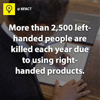 lefties handed