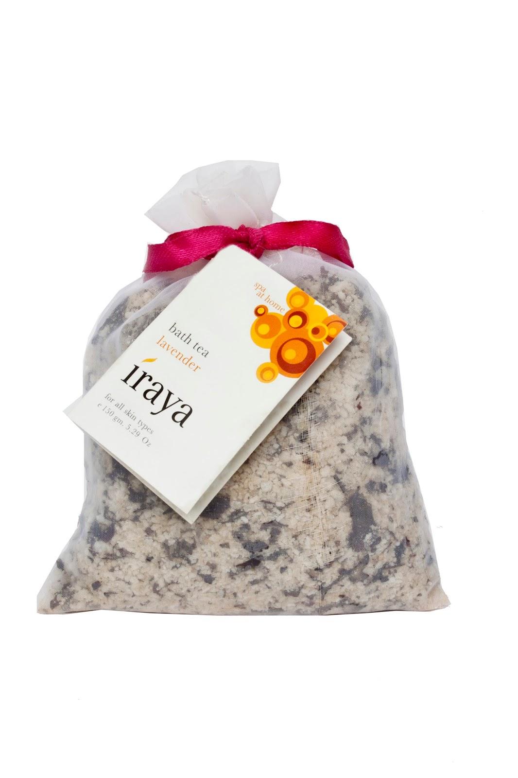 Iraya Bath Tea Lavender
