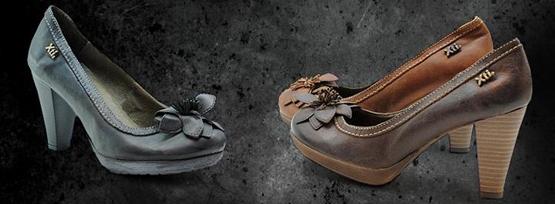 zapatos Xti otoño invierno 2011 2012