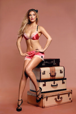 Bar Refaeli pin up photo