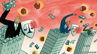 Les banques dans le viseur de la justice